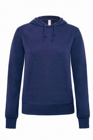 B&C: Ladies` Hooded Sweatshirt DNM Universe Women WWD25 – Bild 2