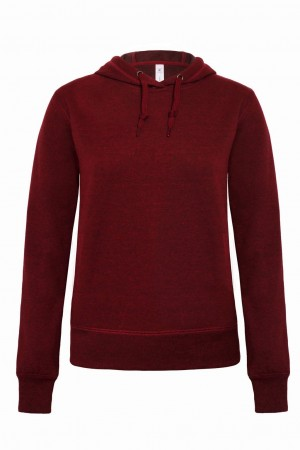 B&C: Ladies` Hooded Sweatshirt DNM Universe Women WWD25 – Bild 3