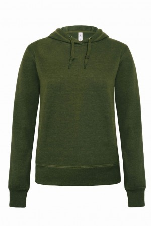 B&C: Ladies` Hooded Sweatshirt DNM Universe Women WWD25 – Bild 4