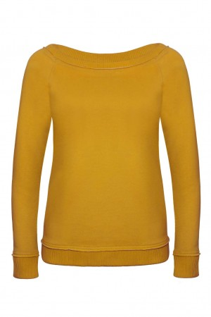 B&C: Ladies` Wide Neck Raglan Sweat DNM Invincible Women WWD21 – Bild 5