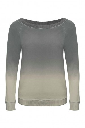 B&C: Ladies` Wide Neck Raglan Sweat DNM Invincible Women WWD21 – Bild 2
