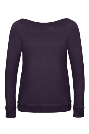 B&C: Ladies` Wide Neck Raglan Sweat DNM Invincible Women WWD21 – Bild 4