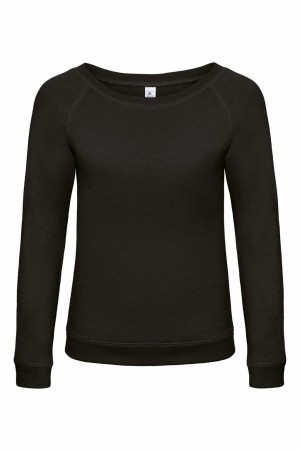 B&C: Ladies` Vintage Raglan Sweatshirt DNM Starlight Women WWD23 – Bild 3