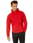 B&C: Hooded Zip Monster Men WM645 001