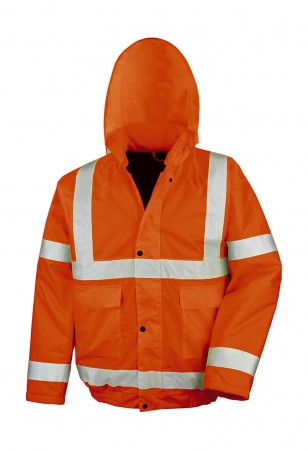 Result: Core High Viz Winter Blouson R217X – Bild 3