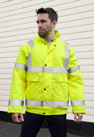 Result: Core High Viz Winter Blouson R217X – Bild 1
