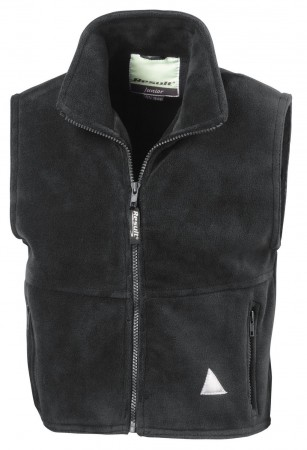 Result: Kids` Fleece Bodywarmer R037J/Y – Bild 2