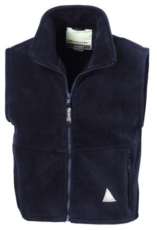 Result: Kids` Fleece Bodywarmer R037J/Y – Bild 3