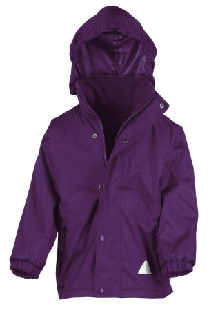 Result: Kids` Fleece Wendejacke R160J/Y – Bild 8