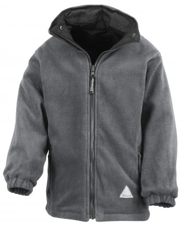 Result: Kids` Fleece Wendejacke R160J/Y – Bild 3