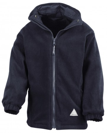 Result: Kids` Fleece Wendejacke R160J/Y – Bild 5