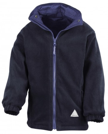 Result: Kids` Fleece Wendejacke R160J/Y – Bild 7