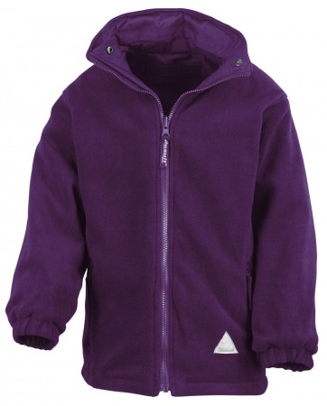 Result: Kids` Fleece Wendejacke R160J/Y – Bild 9