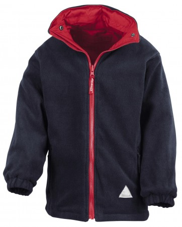 Result: Kids` Fleece Wendejacke R160J/Y – Bild 11