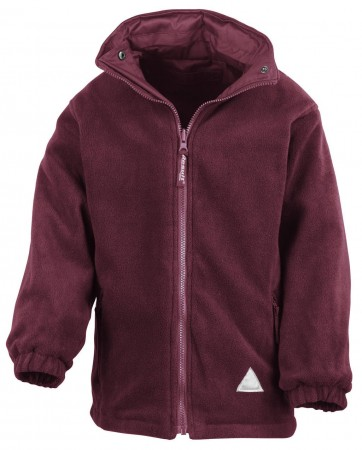 Result: Kids` Fleece Wendejacke R160J/Y – Bild 13