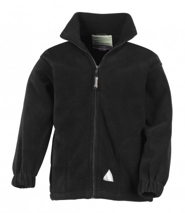 Result: Kids` Fleece Jacke R036J/Y – Bild 2