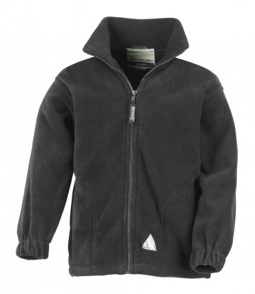 Result: Kids` Fleece Jacke R036J/Y – Bild 3