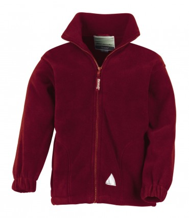 Result: Kids` Fleece Jacke R036J/Y – Bild 7