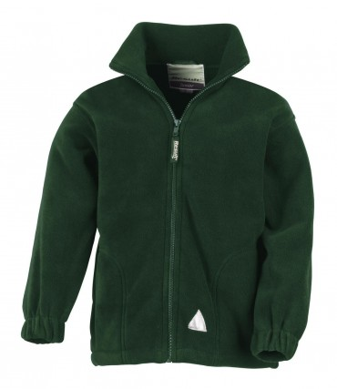 Result: Kids` Fleece Jacke R036J/Y – Bild 8