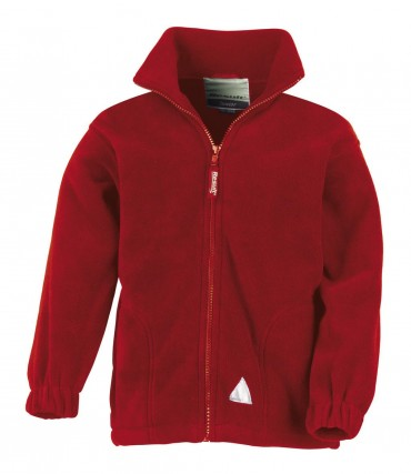 Result: Kids` Fleece Jacke R036J/Y – Bild 6