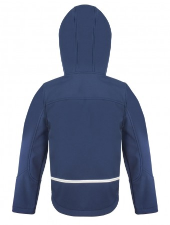 Result: Kids TX Performance Hooded Softshell Jacket R224J/Y – Bild 8
