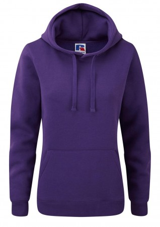 Russell Europe: Ladies` Authentic Hooded Sweat R-265F-0 – Bild 8