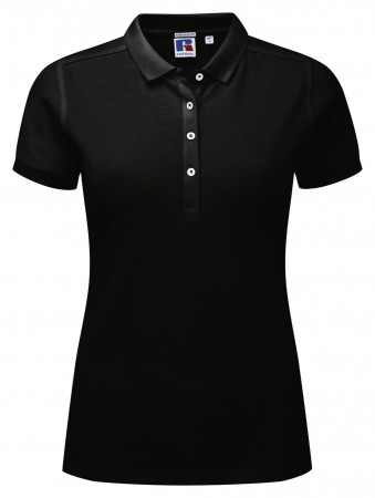 Russell Europe: Ladies' Stretch Polo R-566F-0 – Bild 5