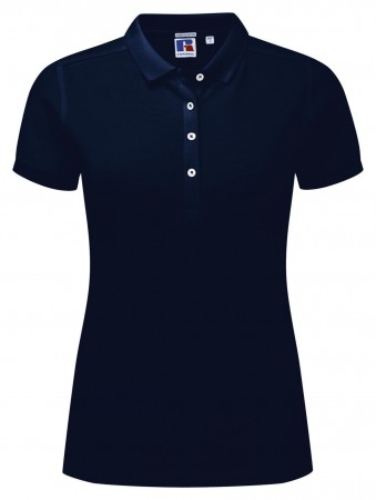 Russell Europe: Ladies' Stretch Polo R-566F-0 – Bild 6