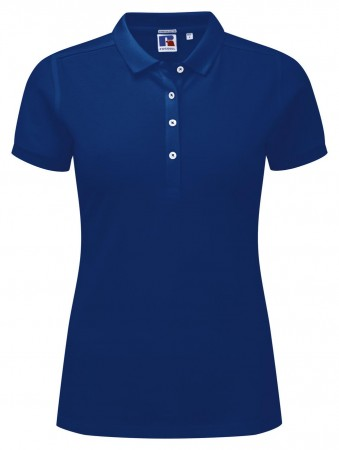 Russell Europe: Ladies' Stretch Polo R-566F-0 – Bild 7