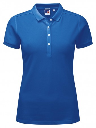 Russell Europe: Ladies' Stretch Polo R-566F-0 – Bild 8
