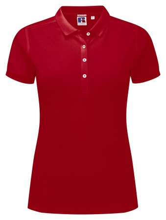Russell Europe: Ladies' Stretch Polo R-566F-0 – Bild 10