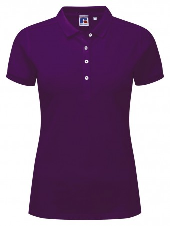 Russell Europe: Ladies' Stretch Polo R-566F-0 – Bild 9