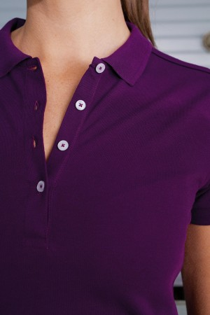 Russell Europe: Ladies' Stretch Polo R-566F-0 – Bild 2