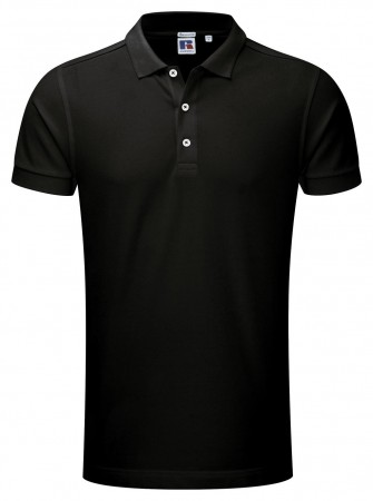 Russell Europe: Men`s Stretch Polo R-566M-0 – Bild 3