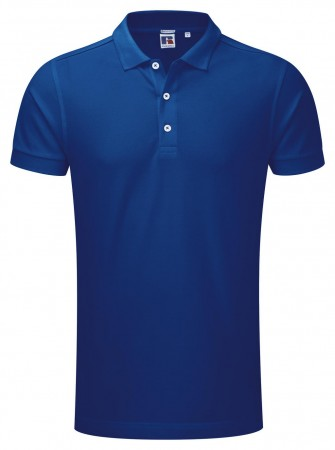 Russell Europe: Men`s Stretch Polo R-566M-0 – Bild 5