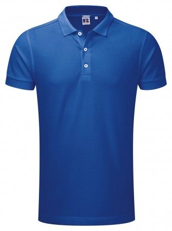 Russell Europe: Men`s Stretch Polo R-566M-0 – Bild 6