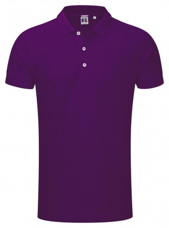 Russell Europe: Men`s Stretch Polo R-566M-0 – Bild 7