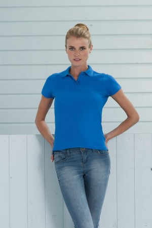 Russell Europe: Better Polo Ladies` R-577F-0 – Bild 1