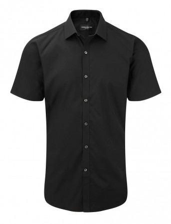 Russell Europe: Men`s Ultimate Stretch Shirt R-961M-0 – Bild 3