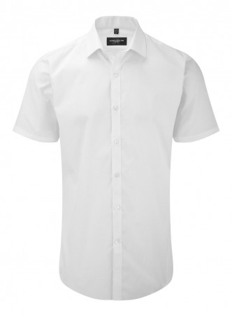 Russell Europe: Men`s Ultimate Stretch Shirt R-961M-0 – Bild 2