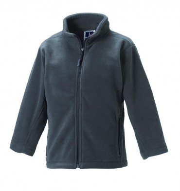 Russell Europe: Kids` Full Zip Outdoor Fleece R-870B-0 – Bild 2