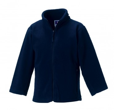 Russell Europe: Kids` Full Zip Outdoor Fleece R-870B-0 – Bild 3