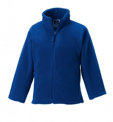 Russell Europe: Kids` Full Zip Outdoor Fleece R-870B-0 – Bild 4