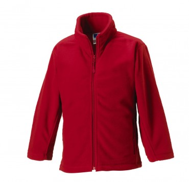 Russell Europe: Kids` Full Zip Outdoor Fleece R-870B-0 – Bild 5