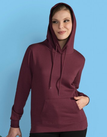 SG: Ladies` Hooded Sweatshirt SG27F – Bild 1