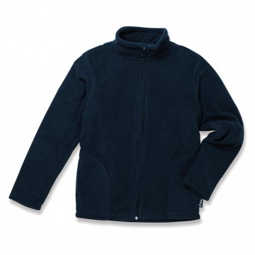 Stedman: Active Fleece Jacket Kids ST5170 – Bild 2