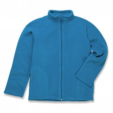 Stedman: Active Fleece Jacket Kids ST5170 – Bild 3