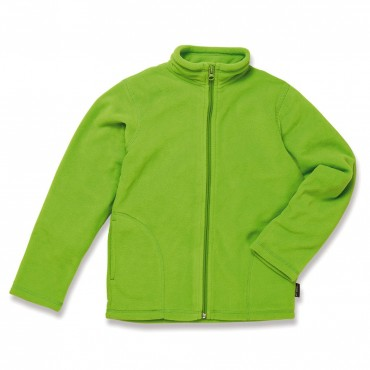 Stedman: Active Fleece Jacket Kids ST5170 – Bild 5