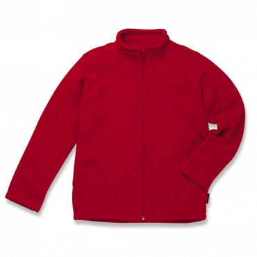Stedman: Active Fleece Jacket Kids ST5170 – Bild 4