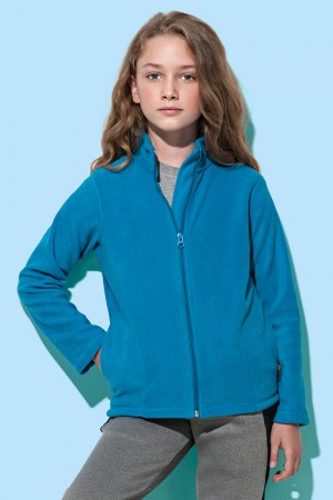 Stedman: Active Fleece Jacket Kids ST5170 – Bild 1
